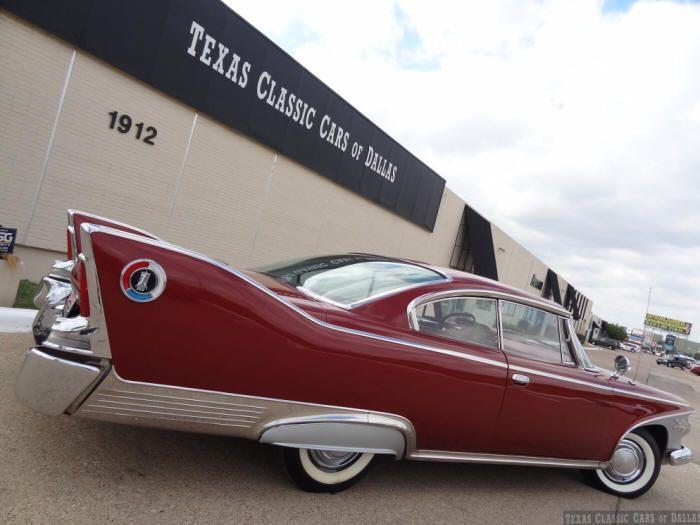 1960 Plymouth Fury.