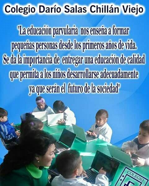 La Importancia  de la Educación Parvulario #DarioSalasChillanViejo