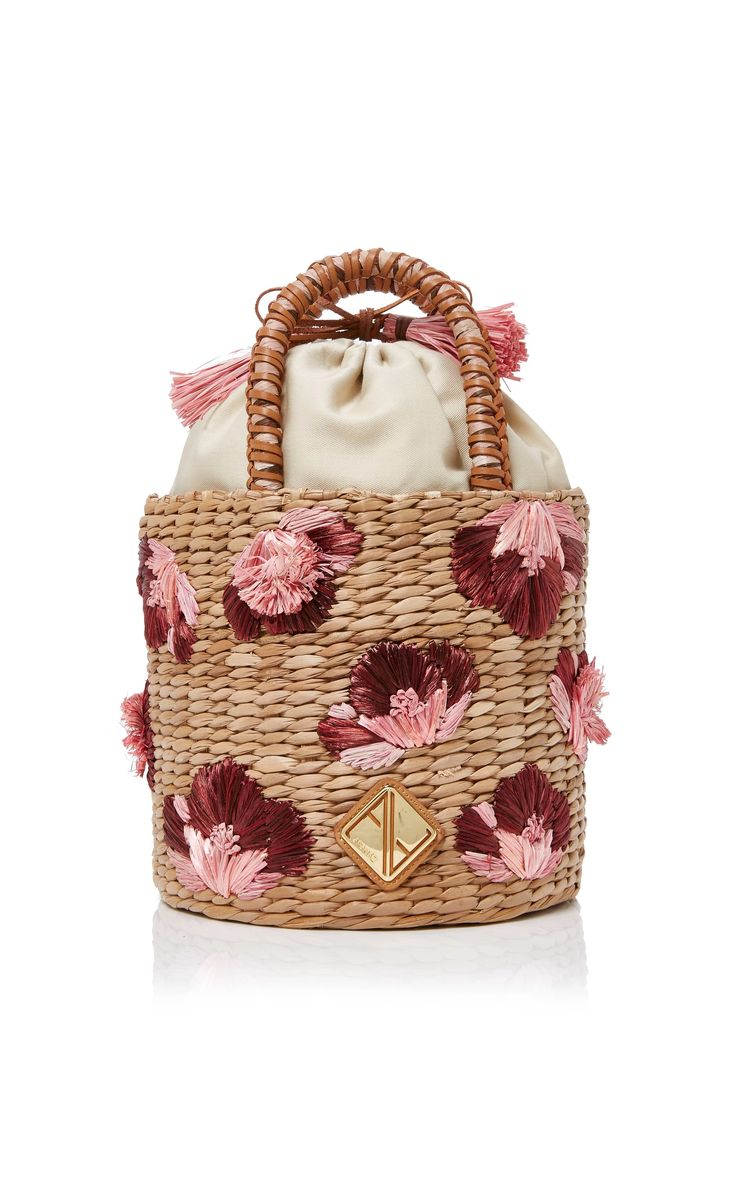 Ella Medium Bucket Bag by ARANAZ for Preorder on Moda Operandi