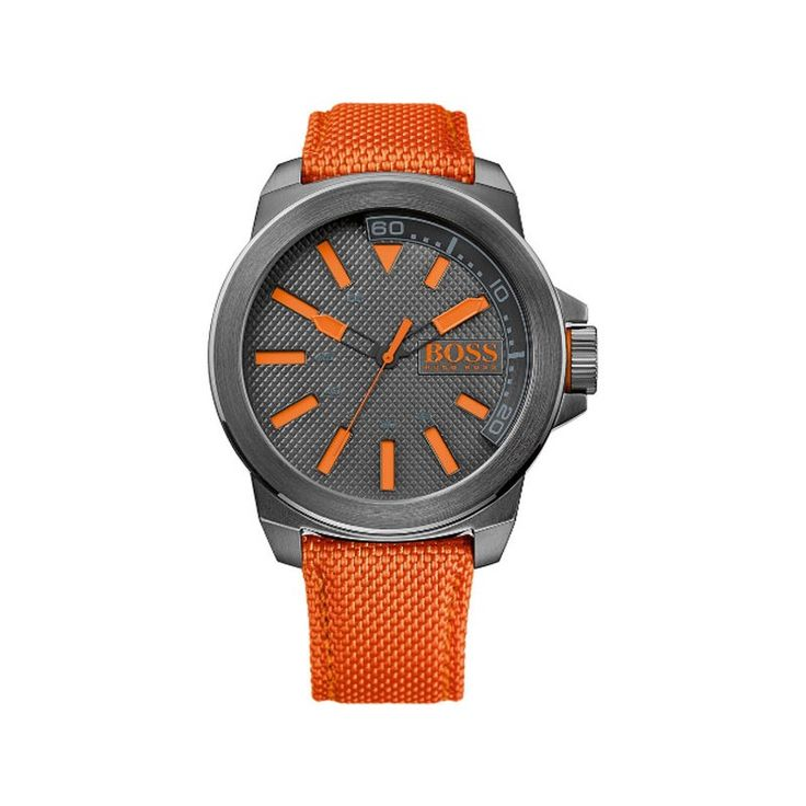 Hugo Boss New york 1513010 Orange Férfi karóra - Boss - óra, karóra, webáruház és üzlet, Vostok, Bering, Ice Watch, Morgan, Mark Maddox, Zeno watch, Lorus
