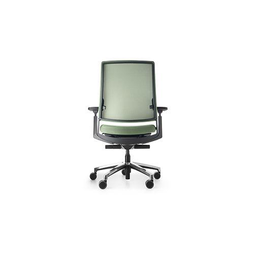 De Kineo bureaustoel is ontworpen om maximaal comfort te bieden tijdens het werk. De stoel bevat het nieuwste 'side to side' mechanisme, dat tijdens de levensduur van de stoel zorgt voor voldoende beweging van de spieren en de wervelkolom van de gebruiker, wat bevorderlijk is voor de gezondheid.