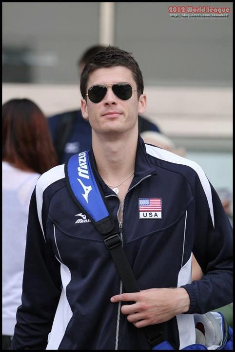 matt anderson USA Volleyball 2 - Volleywood