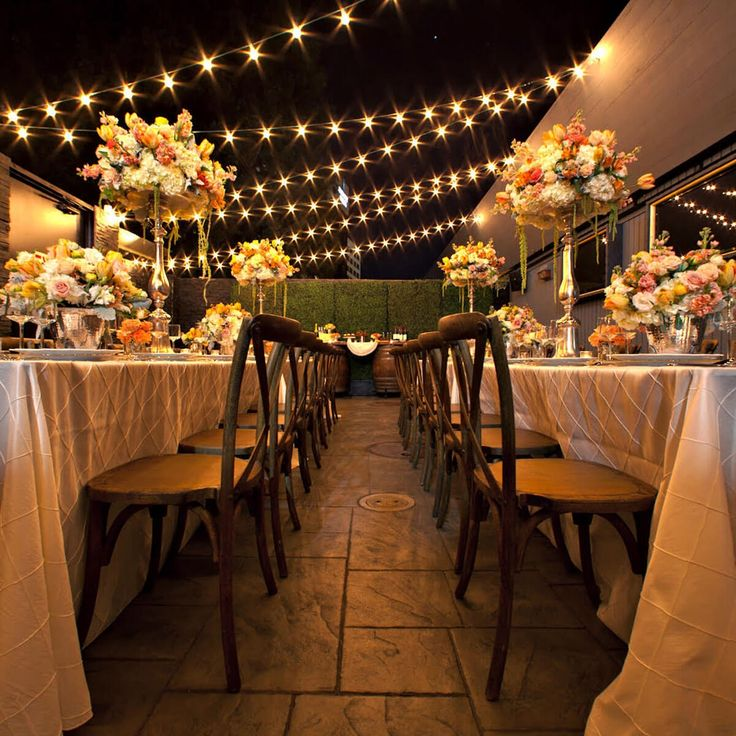 Table Setting Rentals For Weddings