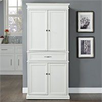 Best 25 armoire pantry ideas on pinterest armoire for White thin man pantry cabinet