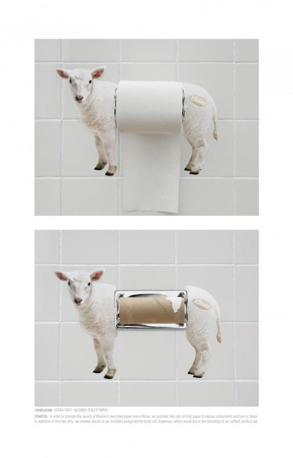 SHEEP - Kleenex Adverts & Commercials Archive