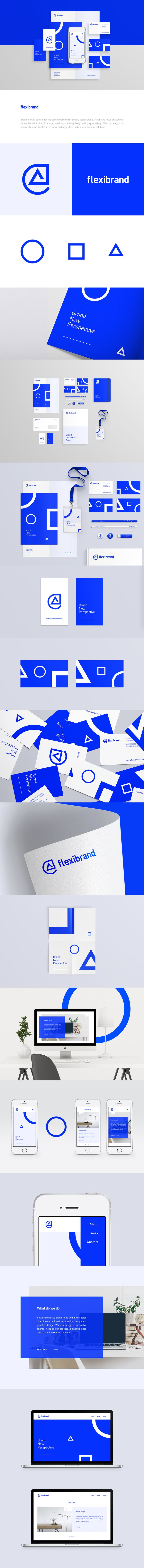 Brand Identity concept for the upcoming multidisciplinary design studio.