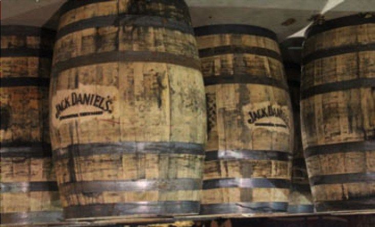 Authentic Jack Daniels Whiskey Barrels For Sale - $225 Each ~ Local Pickup Only in Metro Atlanta, GA / Manchester TN / East Ridge, TN ~ Click On Picture Link For More Info ~ ( Jack Daniel's barrel reclaimed recycled upcycled arts & crafts DIY rustic wedding decor vintage wedding country chic wedding shabby chic wedding)