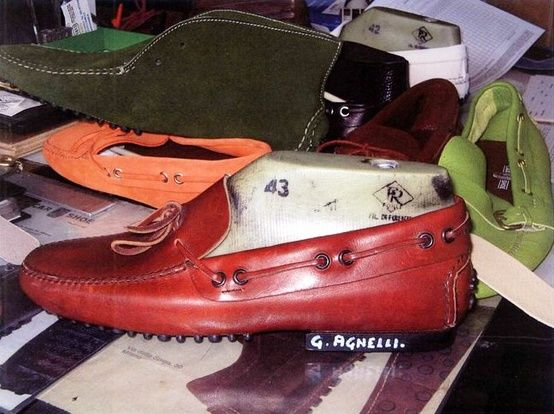 FINAEST.COM — Discover MISEROCCHI, the Original Driving Shoes...