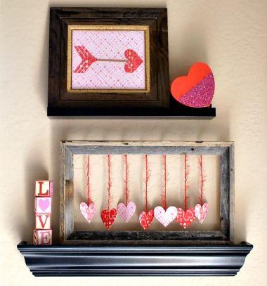 4 Easy DIY Valentine's day decor // 4 Egyszerű Valentin napi dekoráció // Mindy - craft tutorial collection // #crafts #DIY #craftTutorial #tutorial