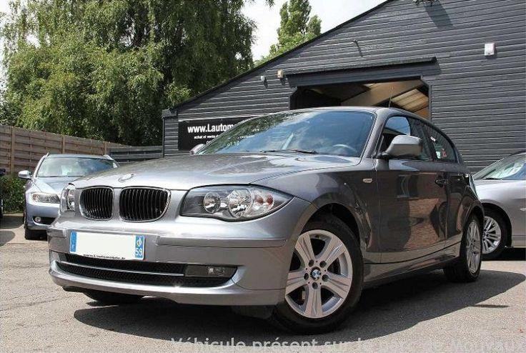OCCASION BMW SERIE 1 (E81) 116D 115 CONFORT 3P