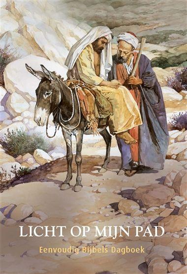 Licht op mijn pad - Eenvoudig Bijbels Dagboek ISBN 9789088971679 € 19,95