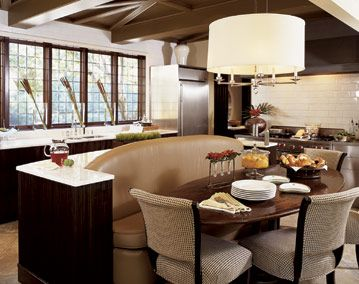 Kitchen Banquette Seating Kitchens The Hub Of The Home
