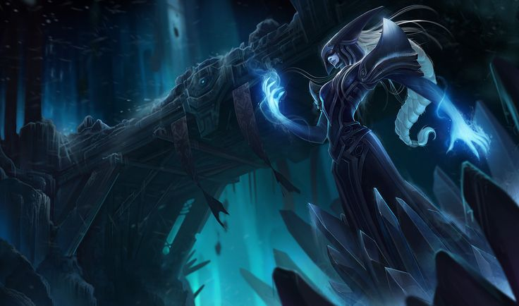 Lissandra, the Ice Witch