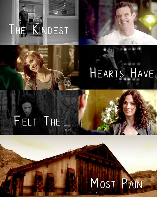 Warehouse 13. just a little sad...