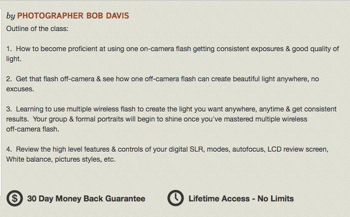 Having trouble knowing how to use off camera flash? Check out this awesome giveaway for a chance to become a lighting master!