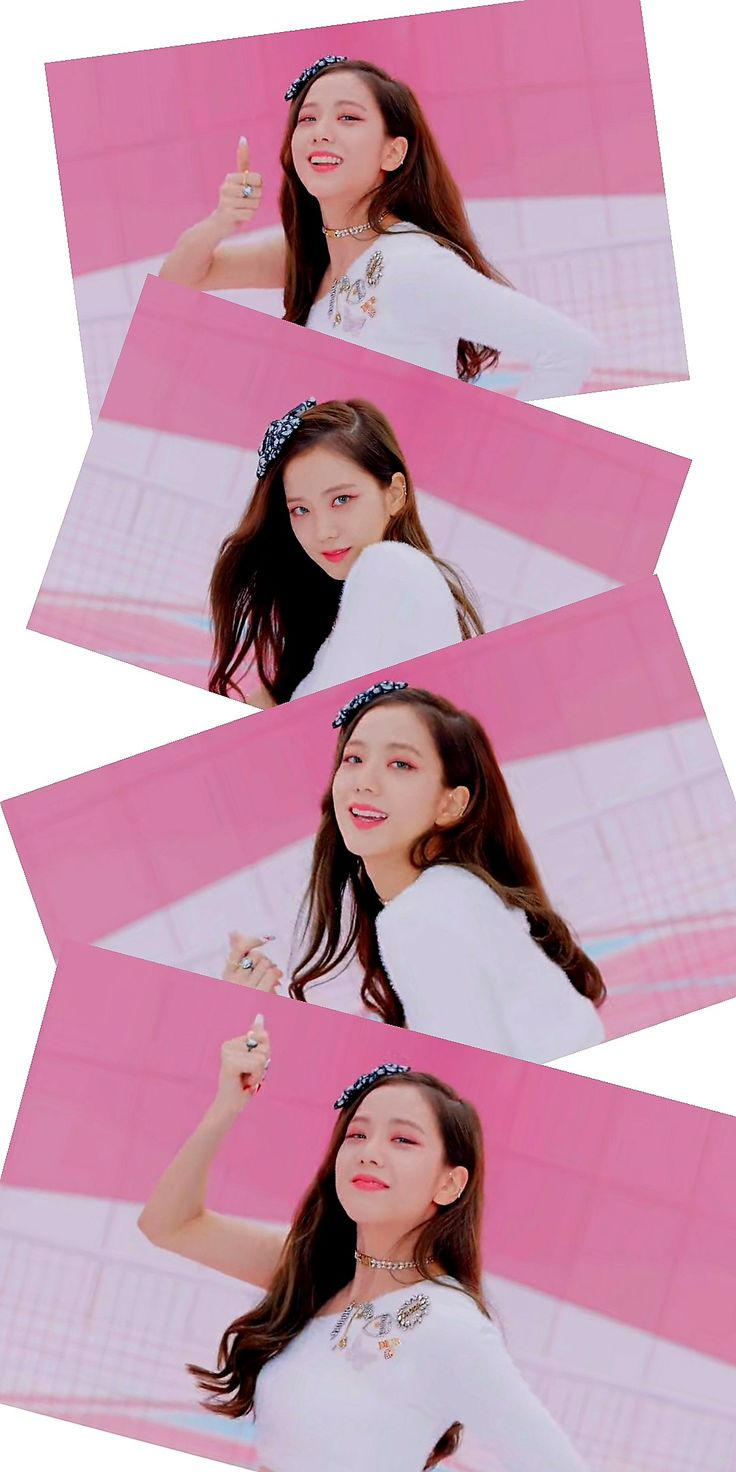 Jisoo Ice Cream Lockscreen Wallpaper em 2020   Blakpink ...