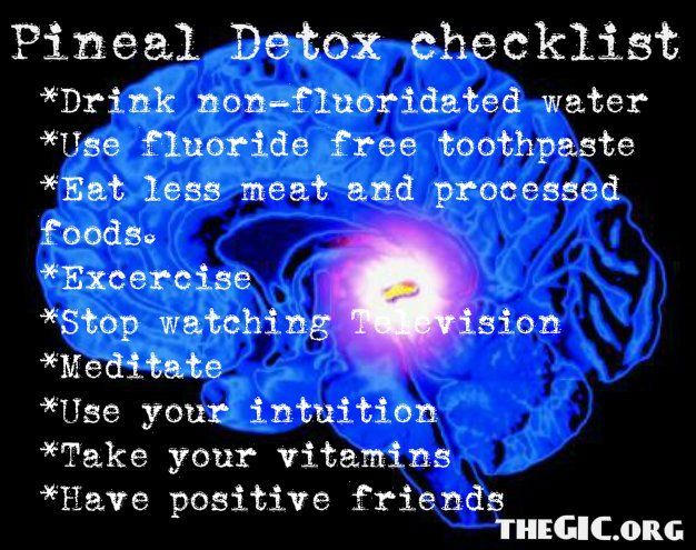 Health Tips to Decalcify Your Pineal Gland