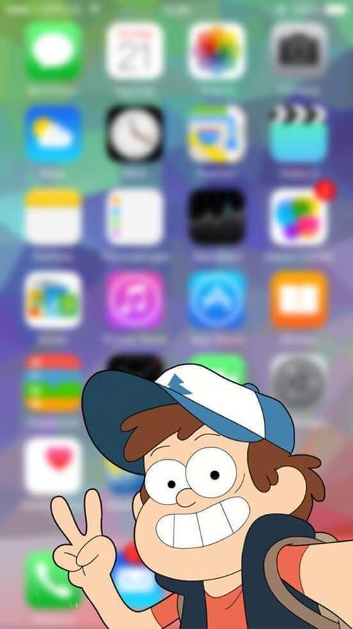 wallpaper, dipper, and gravity falls image