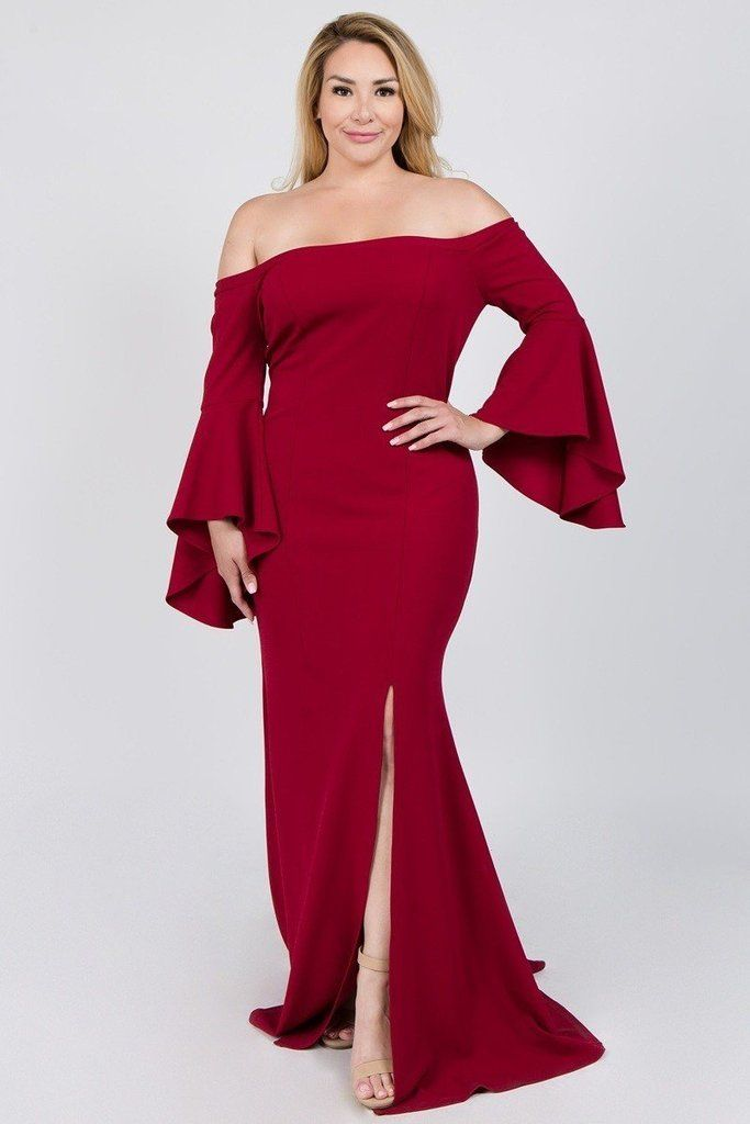 30++ Plus size red formal dresses ideas info