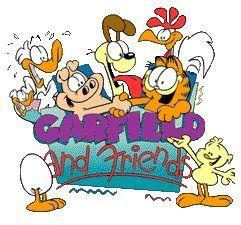 Garfield et ses amis, à Radio-Québec et Canal Famille !!!