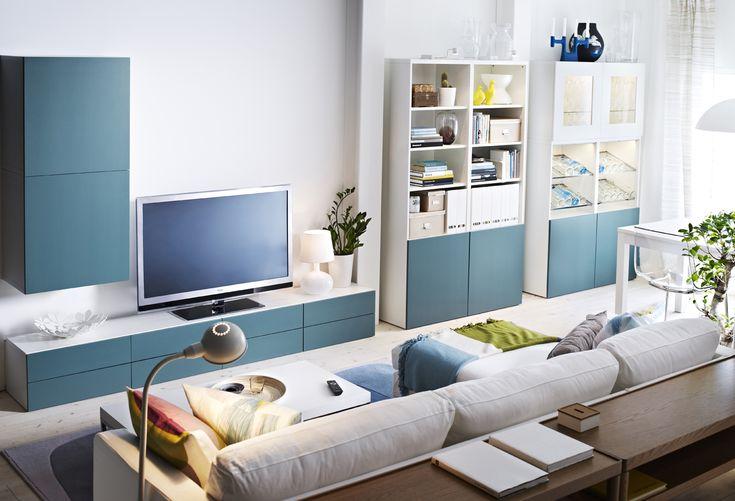 ikea Österreich, inspiration, wohnzimmer, tv-kombination bestÅ