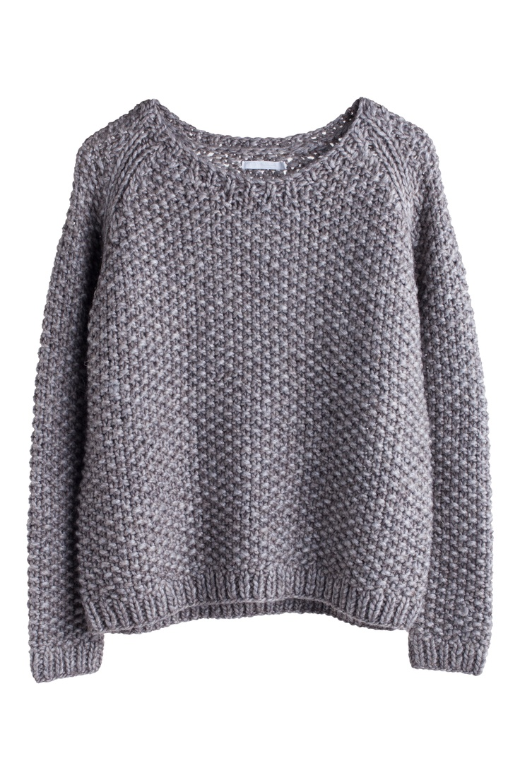 Zelda knit sweater | Weekday