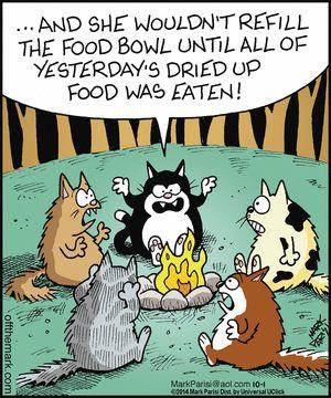 Off the Mark Comic Strip, October 01, 2014 on GoComics.com