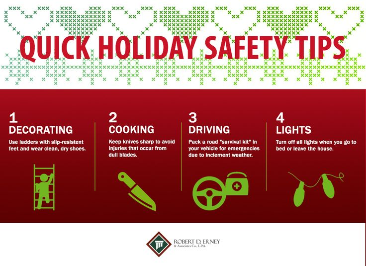 As You Prepare For Your Holiday Festivities Follow These Safety Tips To Avoid The Most