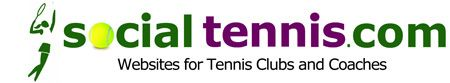 Social Tennis - Websites for Tennis Clubs and Coaches.