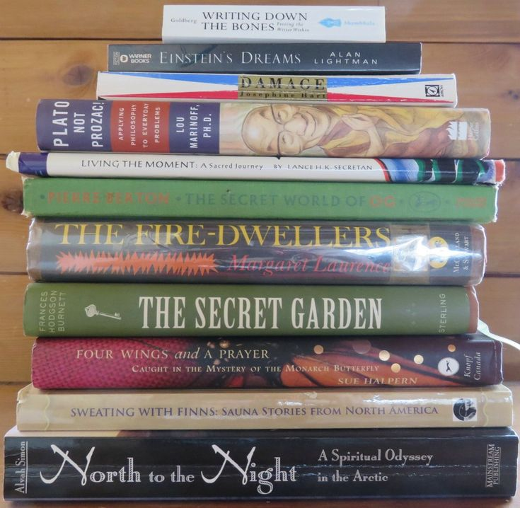 What are your favourite books? Here are my 13 that hold me captive. www.kaarinadillabough.com