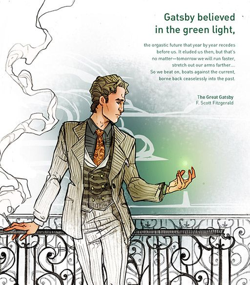 Green Light In The Great Gatsby Quotes: 1000+ Images About Simo's Illustrations On Pinterest