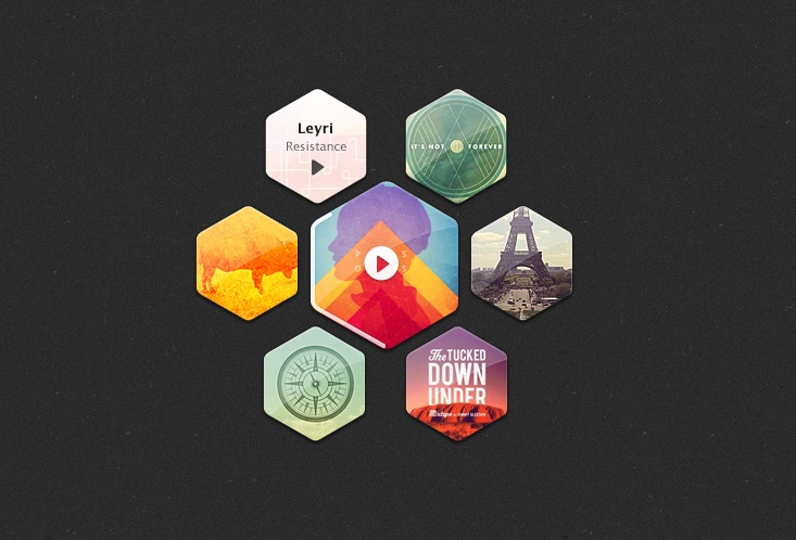Hive Design Icons. Love it. Perhaps it has to do with the 7Summits (7) hive design metaphors.