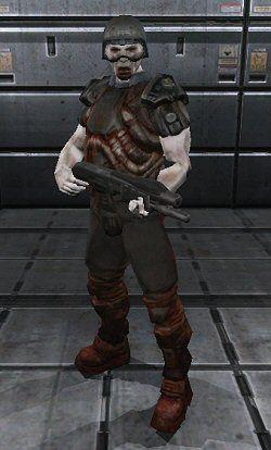 Zsec Zombie