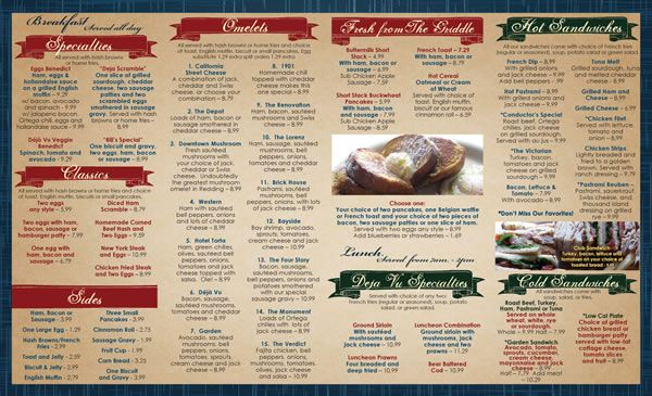 34 best Restaurant To-Go Menu Graphic Designs by Creative 7 Designs