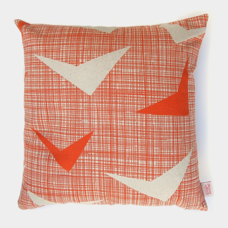 New cushion covers by Skinny laMinx just unpacked at Vamp - 05 December 2014