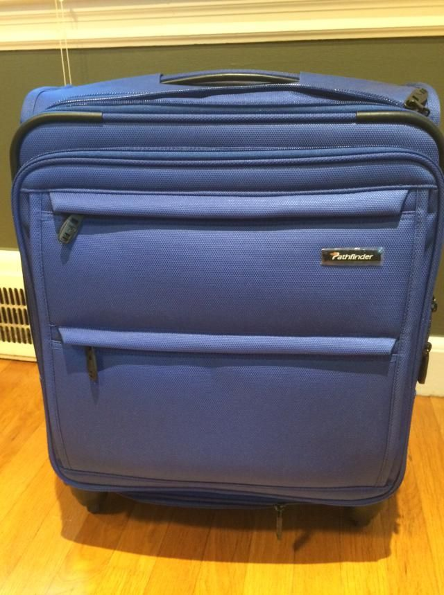 Packing tips: top-flight luggage