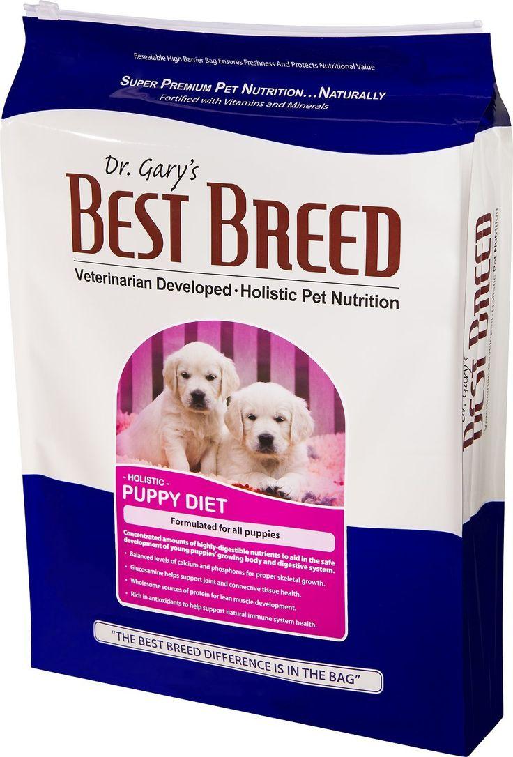 Best breed holistic puppy diet dry dog food 15 lb make