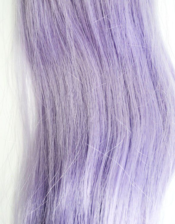 Light Lavender Synthetic Weave