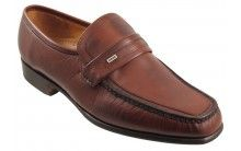 Barker Wesley Mens Brown Leather Moccasin slip on shoe http://www.robinsonsshoes.com/mens-shoes/barker-wesley.html