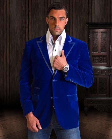 Best 25  Blue velvet blazer mens ideas on Pinterest | Velvet suit ...