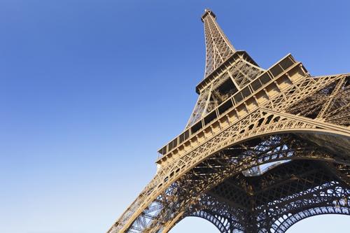 De eifeltoren @ parijs