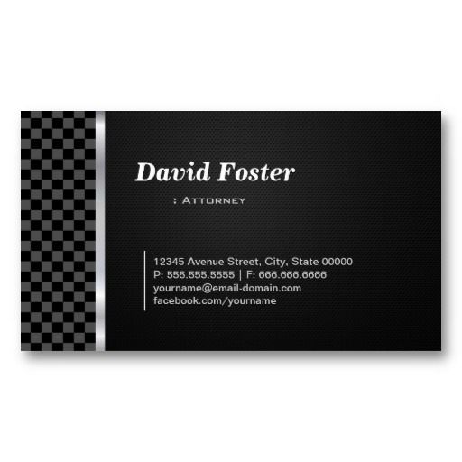 23 best law student business cards images on pinterest business attorney professional black white business card cheaphphosting Image collections
