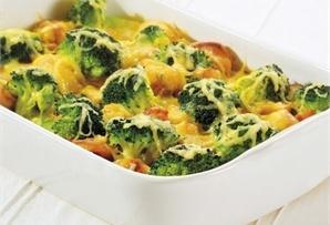 Zapiekanka makaronowa z mięsem I brokułami / Pasta casserole with meat and broccoli  www.winiary.pl