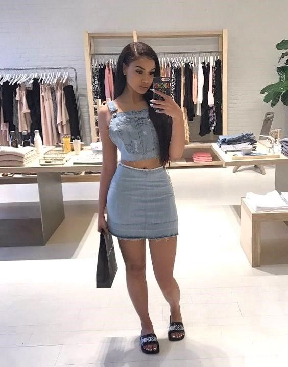 ❤ Find more camisa jeans, running clothing and going out outfits, fashion ideas and fashion illustration. Another evening dresses, occasion dresses and clothing fashion => http://feedproxy.google.com/~r/AwesomeOutfitspage/~3/b94gDXXlCCY/91
