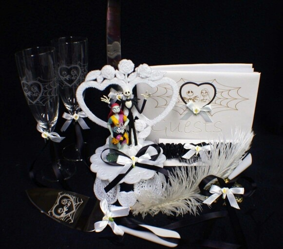 38 best Nightmare Before Christmas Wedding images on Pinterest ...