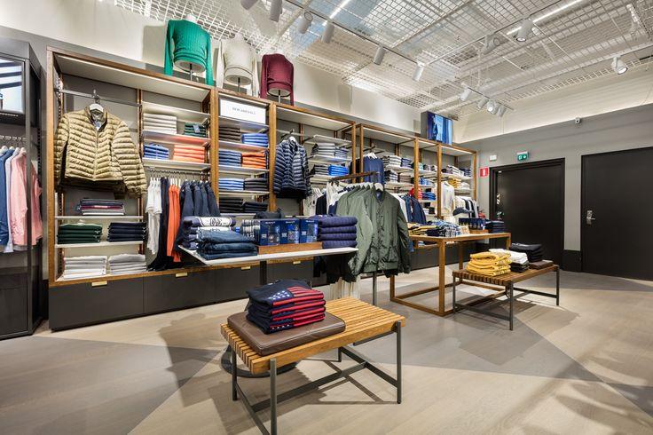 KS Projekt hat die Einrichtung geliefert und montiert. Das Geschäft in Malmö ist das erste mit dem neuen, in Großbritannien entwickelten Konzept.