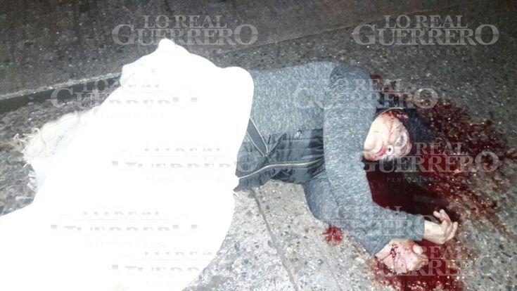 Identifican a mujer asesinada en Chilpancingo, era de Acapulco