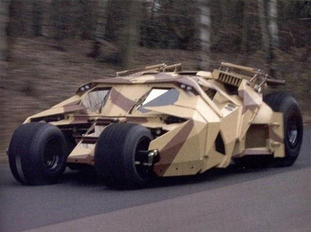 Il Tumbler, la Batmobile di Batman, curosità e caratteristiche tecniche. http://www.nuvolari.tv/anteprime/tumbler-batmobile-batman