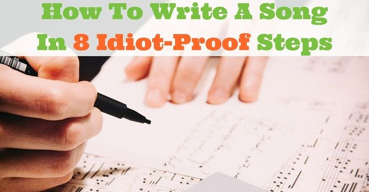 http://zingstruments.com/how-to-write-a-song/ Learn from the best songwriters how to write your own songs