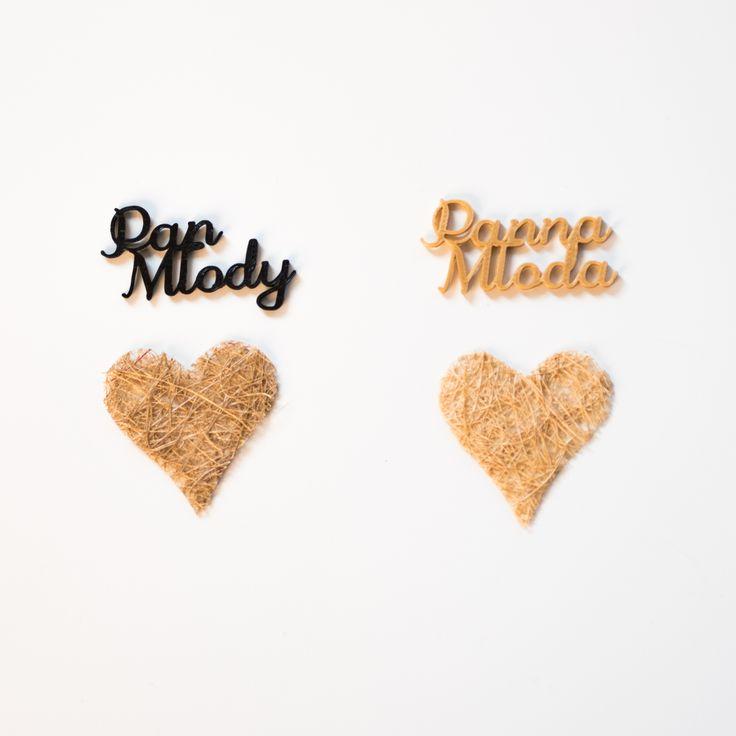 gold and black wedding place cards | złota i czarna winietka ślubna